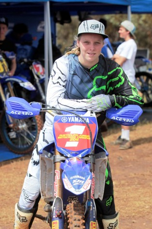 Tricker And Dinsdale lead Yamaha Podium Rush at Junior Nats