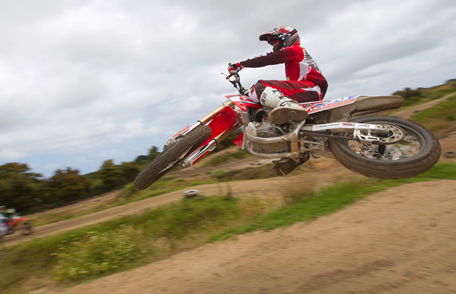 BCP Honda Fox Racing Announced
