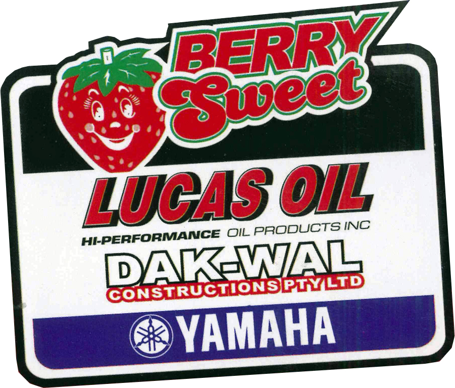 Introducing: Berry Sweet Lucas Oil Yamaha Race Team