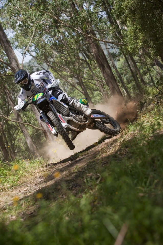 PR: Milner and Phillips on top at Yamaha AORC Round Five