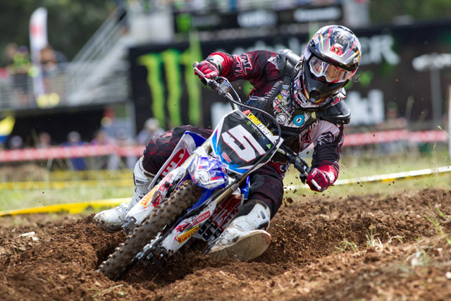 Serco Yamaha Metal Mulisha Racing Rocket into 2012 MX Nationals