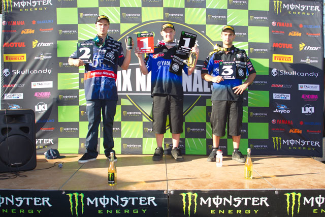 Townley, Gibbs and Long take out Conondale's Monster Energy MX Nationals opener
