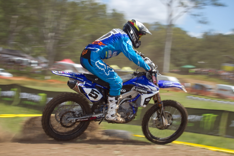 CDR Yamaha Laid Down the Foundations for MX Nationals