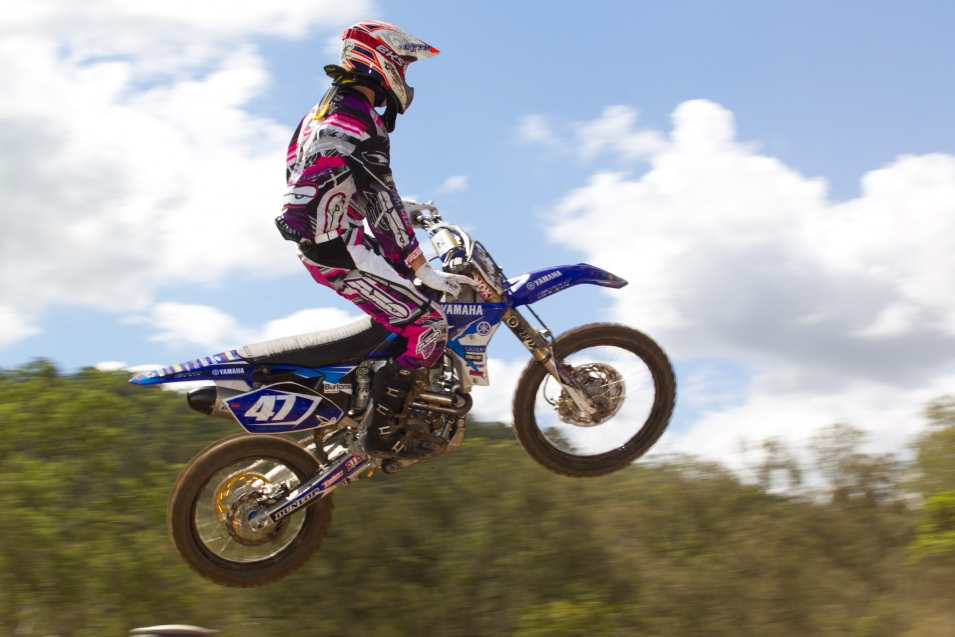Podium Position for GYTR Yamaha