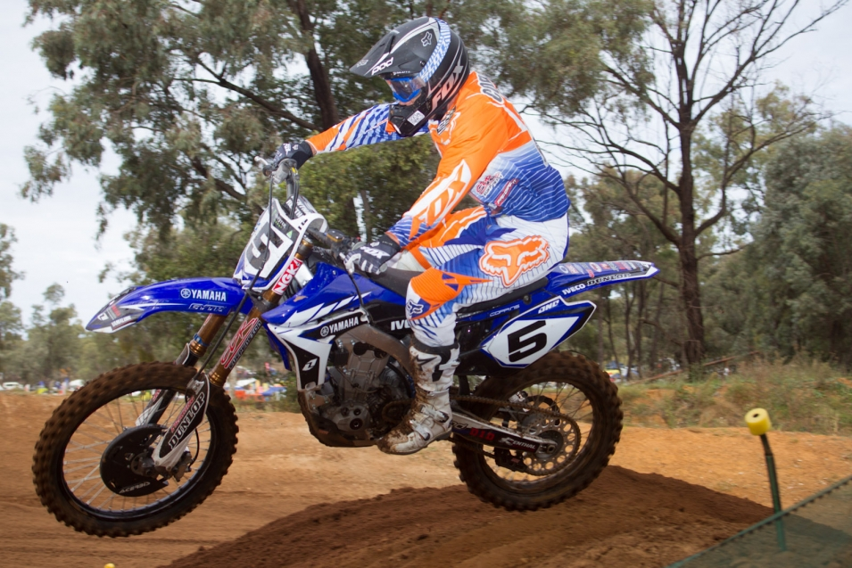 Coppins Charges to Points Lead at Coonabarabran