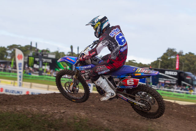 PR: Styke Takes Third Podium on the Trot at MX Nationals