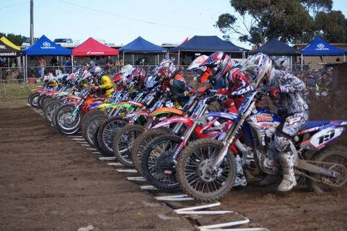 2012 Smarter than Smoking WA Motocross Championships