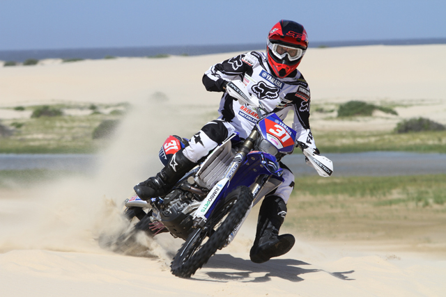 PR: Yamaha Victorious at AORC Round Six