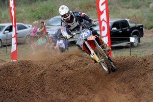 Rising Stars Shine for KTM at Coonabarabran MX Nationals Round