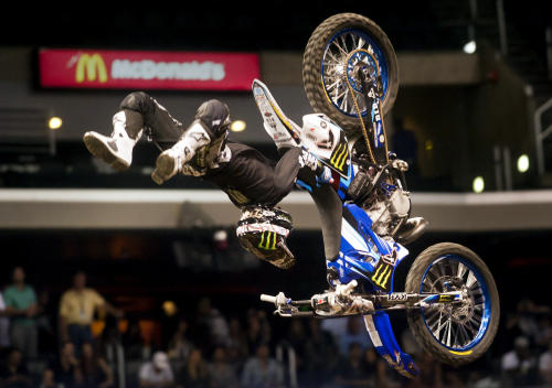 Results: All the Moto X Events from X Games