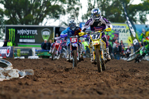 Monster Energy MX Nationals Rd 7 Horsham, VIC
