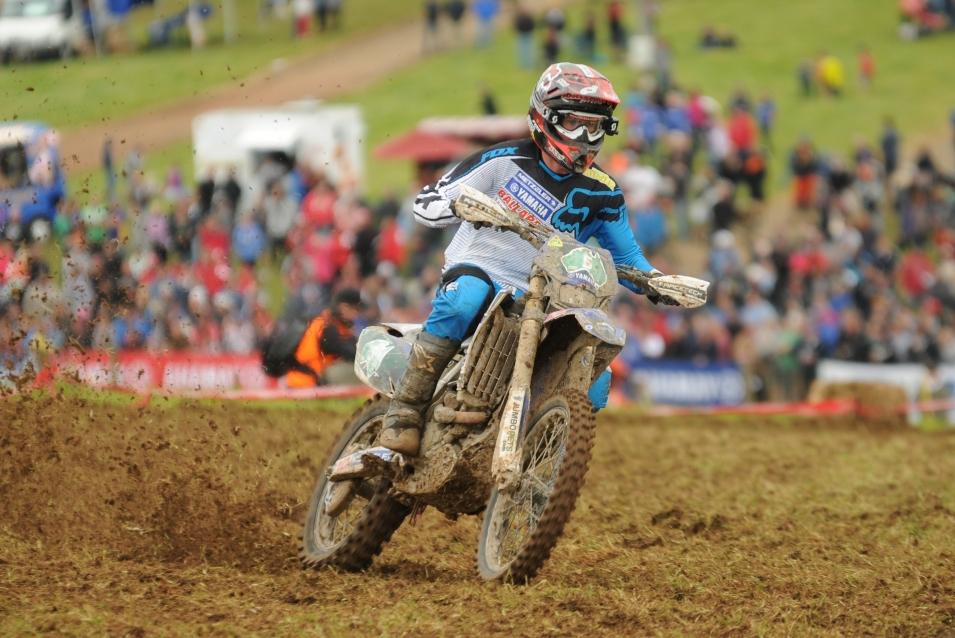 PR: Milner and Yamaha Win 2012 WR450F A4DE