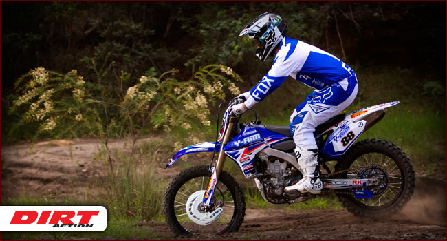Motocross Riding Tip: Braking