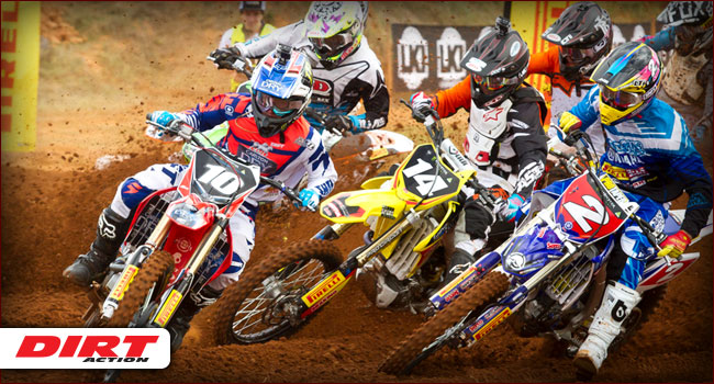 Monster Energy Motocross Nationals Photo Gallery - Round 2, Murray Bridge