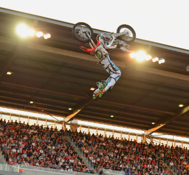 Nitro Circus Hits Record Crowds For Australian Show