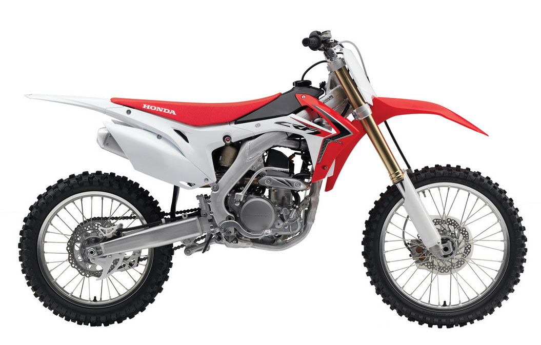 Video: 2014 Honda CRF250R