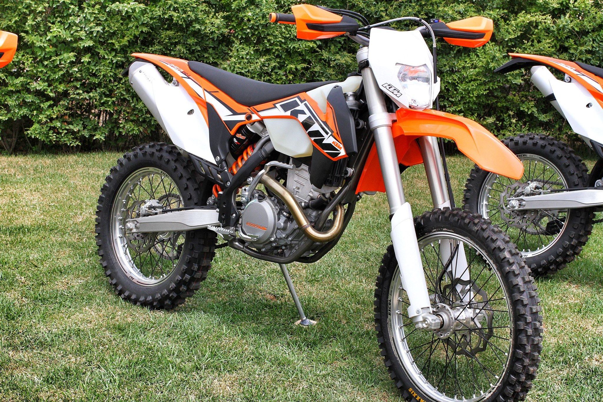 2014 KTM 250EXC-F Specifications