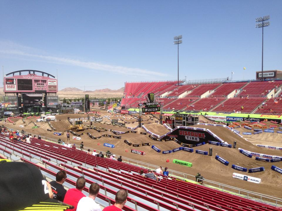 Photo Gallery: Monster Energy AMA Supercross Las Vegas