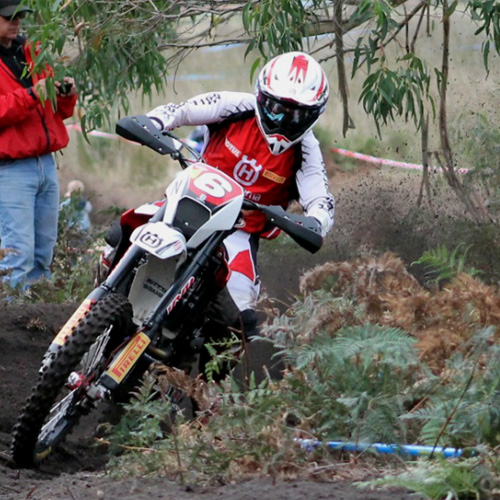 Husqvarna takes podiums at AORC Round 5 and 6