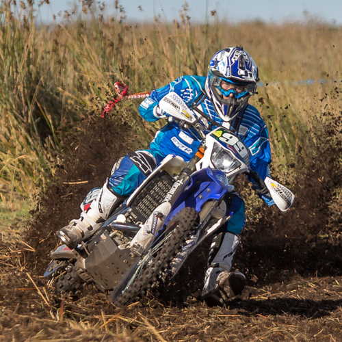 Class wins for Green and Roberts at Yamaha AORC round six