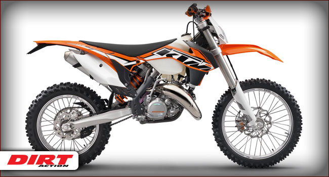 Photo Gallery: 2014 KTM EXC Range