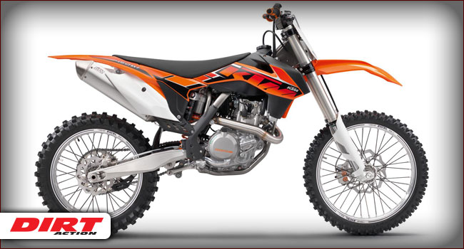 Photo Gallery: 2014 KTM SX Range