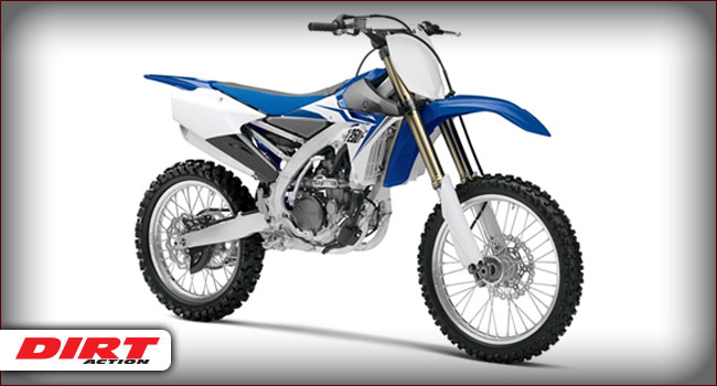 FIRST LOOK: ALL NEW YAMAHA 2014 YZ 250F
