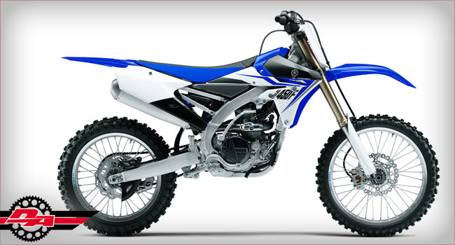 FIRST LOOK: YAMAHAS 2014 YZ 450F