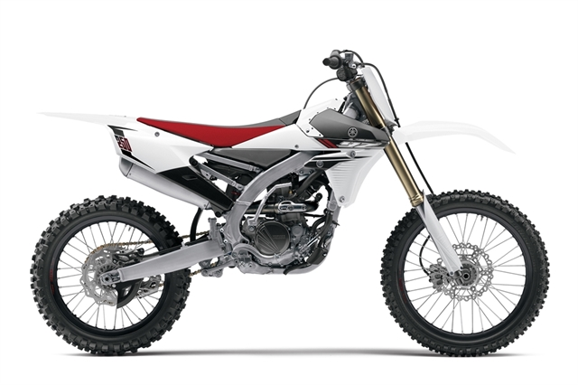 Video: Yamahas 2014 YZ 250F