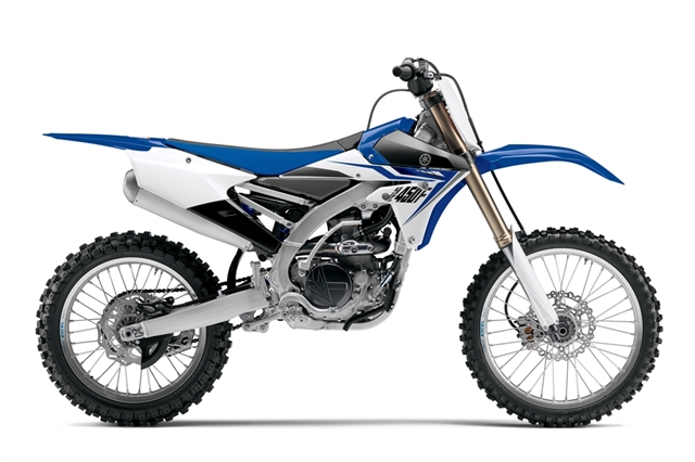 Video: Yamahas 2014 YZ 450F