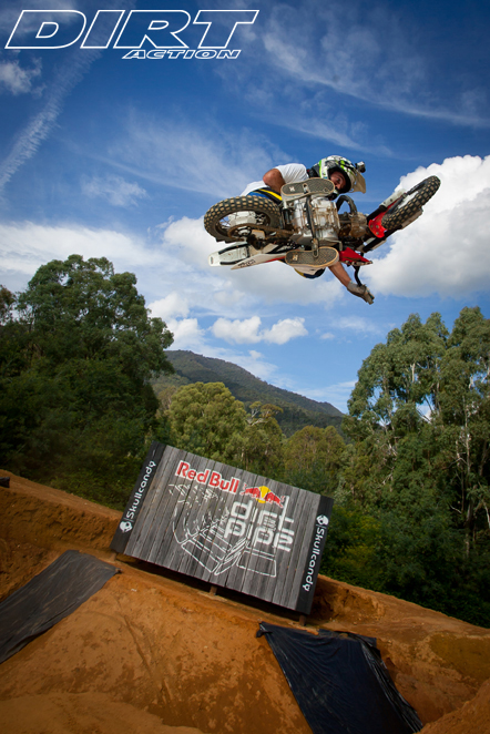 RED BULL DIRT PIPE PHOTO GALLERY