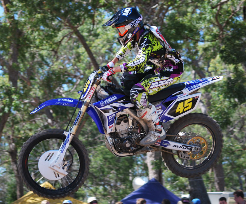 QLD YJR Rack up Three Sunshine State MX Series Wins