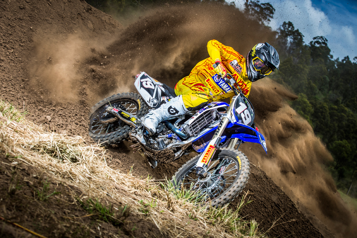 Luke Clout signs with Serco Yamaha for 2014