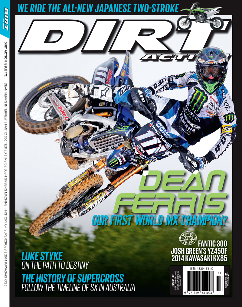 Dirt Action Issue #172 Preview