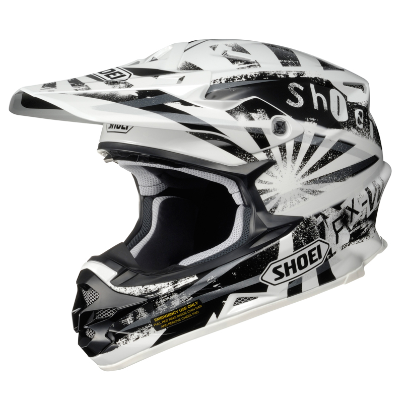 Gear Review: SHOEI VFX-W