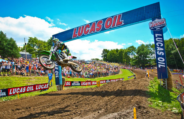 Race Report: Lucas Oil AMA Motocross Rd 10 Unadilla, NY