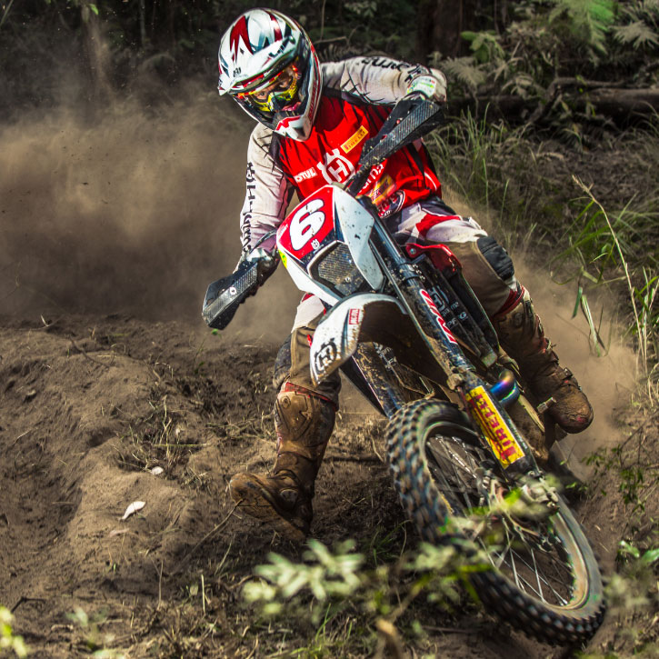 Husqvarna secures championship podiums at AORC decider