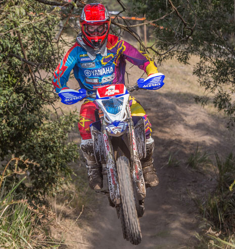 Milner Finishes Championship Winning Season on a High At AORC
