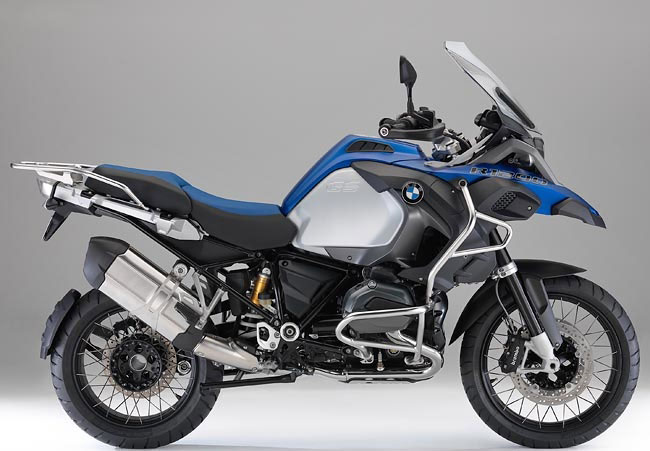 First Look: 2014 BMW R 1200 GS Adventure