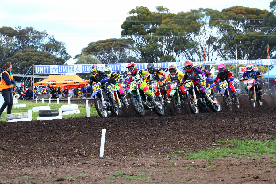 Photo Gallery: 2013 KTM Australian Junior MX Championships