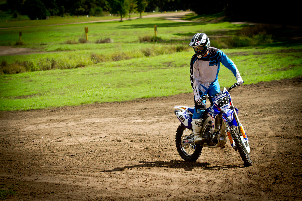 Motocross Riding Tip: SKILL BUILDER