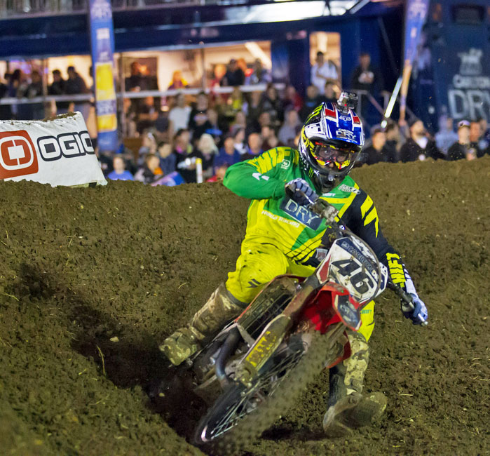 Peick closes in on frontrunners with Mt Gambier podium