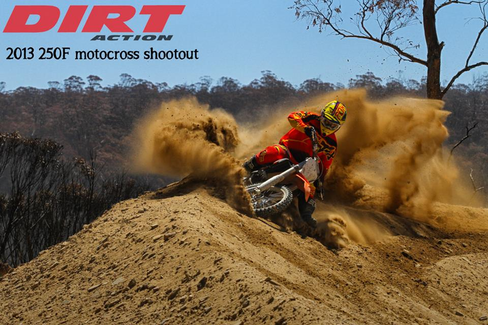 Video: On board 2014 250F Motocross Shootout