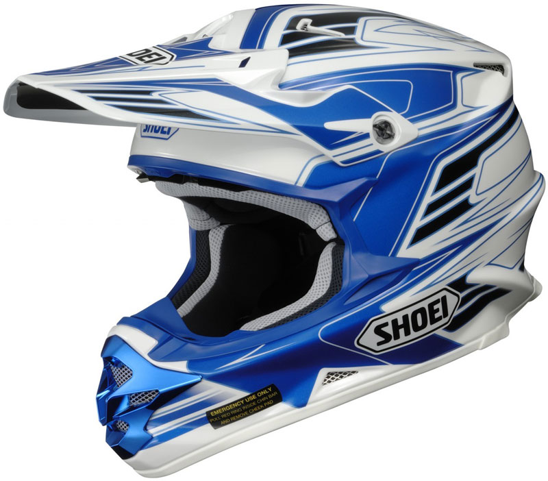 Gear Review: SHOEI VFX-W HELMET