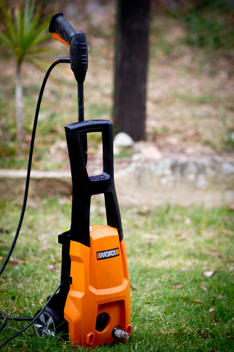 Gear Review: WORX FORCE 120 PRESSURE WASHER