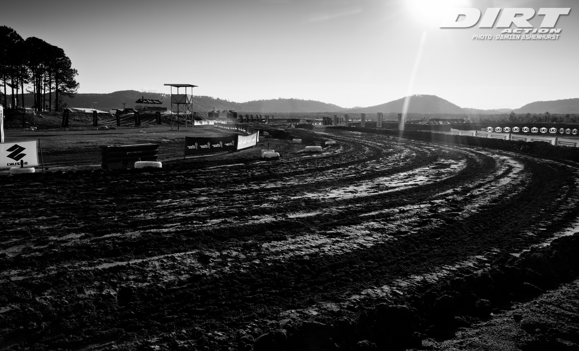 Monster Energy Motocross Nationals - DIRT ACTION magazine - photo Damien Ashenhurst