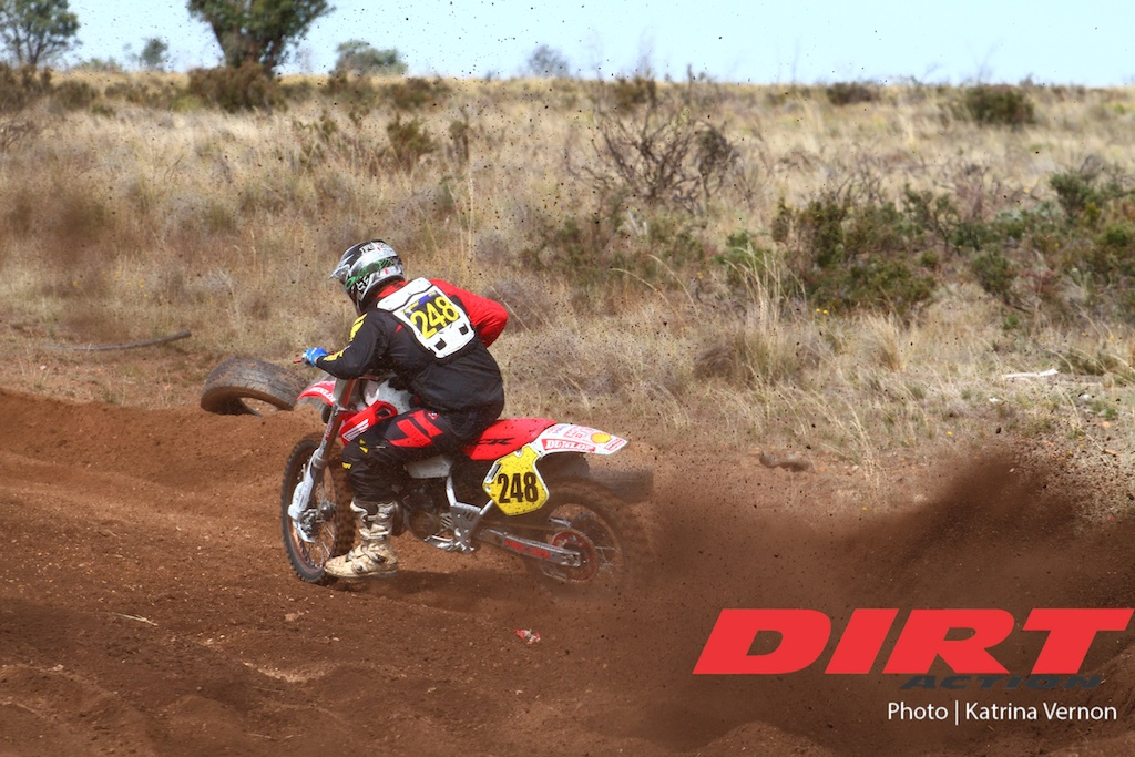 Photo Gallery: Dirt Action Amcross Round One Cooma - Seniors