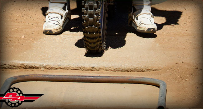 Motocross Riding Tip: Concrete Starts