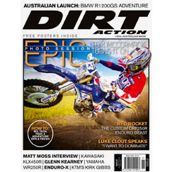 Dirt Action Issue #180 Preview