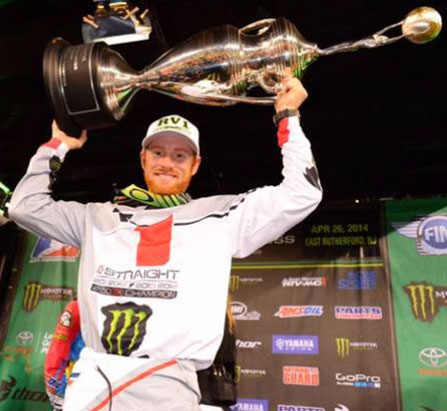 Villopoto Crowned 4-Time Champion